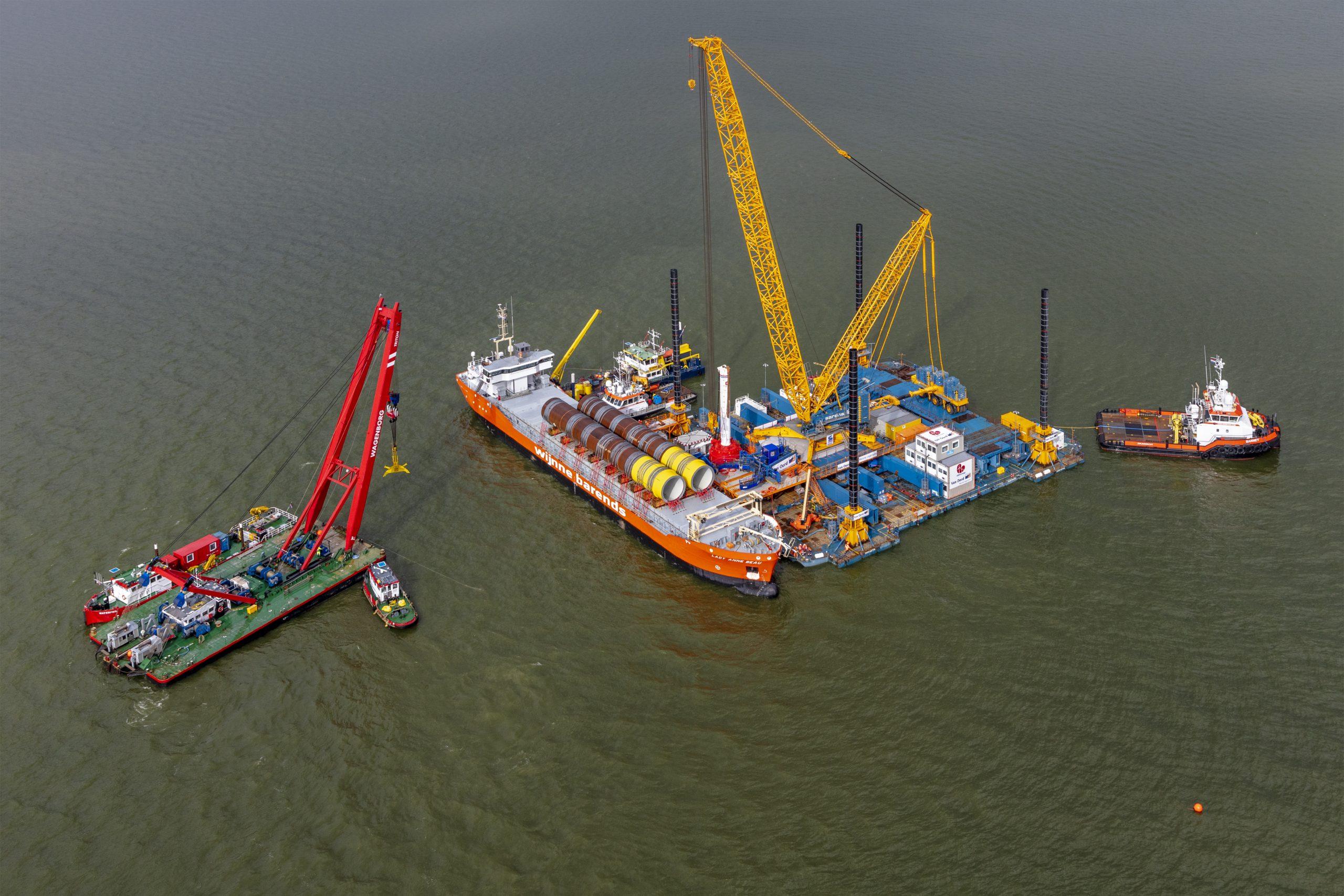 Windpark Fryslân IJsselmeer