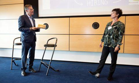 Aanbieden rapport EIB: Bouwend Nederland