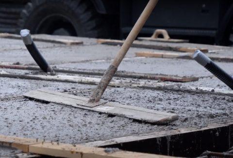 Cementloos beton Floriade