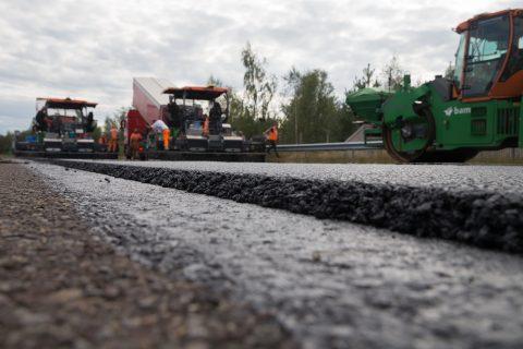Demonstratietuin duurzaam asfalt (foto: BAM)