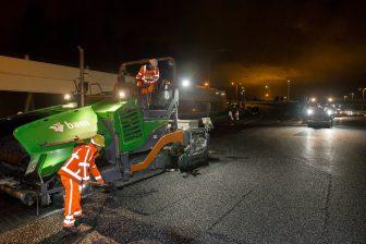 Duurzaam asfalt BAM
