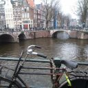 Brug en kades Amsterdam