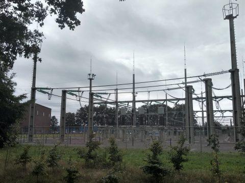 Elektriciteitsstation