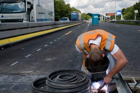 Noord-Holland werk aan de weg