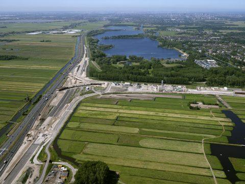 Rijnlandroute. Foto: ANP / Irvin van Hemert