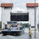 Sluis Eefde Twentekanaal. Foto: RWS