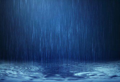 Regen. Foto: iStock / pinkomelet