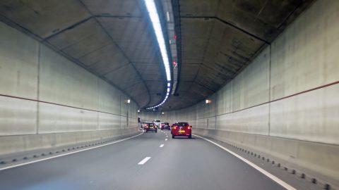 IJtunnel Amsterdam. Foto: iStock / Nishanga