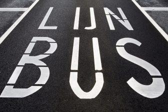 Lijnbus (bron: provincie Noord-Holland)