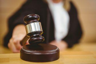 Rechter, rechtbank. Foto: iStock / Wavebreakmedia