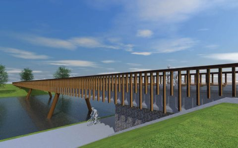 Brug Florida Arc2 Architecten
