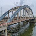 Boogbrug Vianen. Foto: Rijkswaterstaat