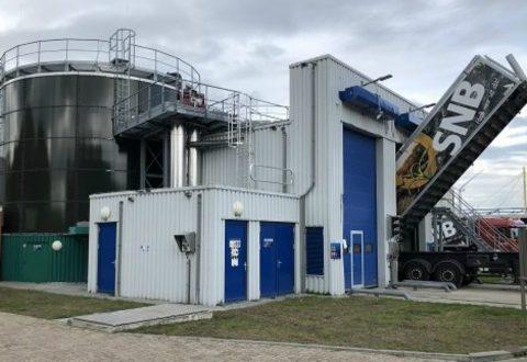 RWZI Tilburg. Foto: Unie voor Waterschappen