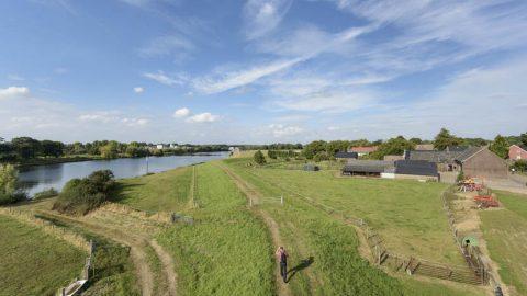 Beesel, Hoogwaterbeschermingsprogramma, Deltaplan Waterveiligheid, Waterschap Limburg