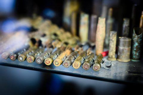 Kenniscentrum explosieven. Foto: Rijkswaterstaat