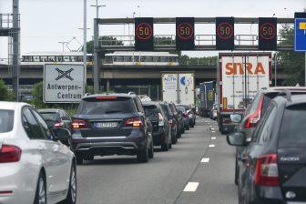 Verkeer Ring Antwerpen