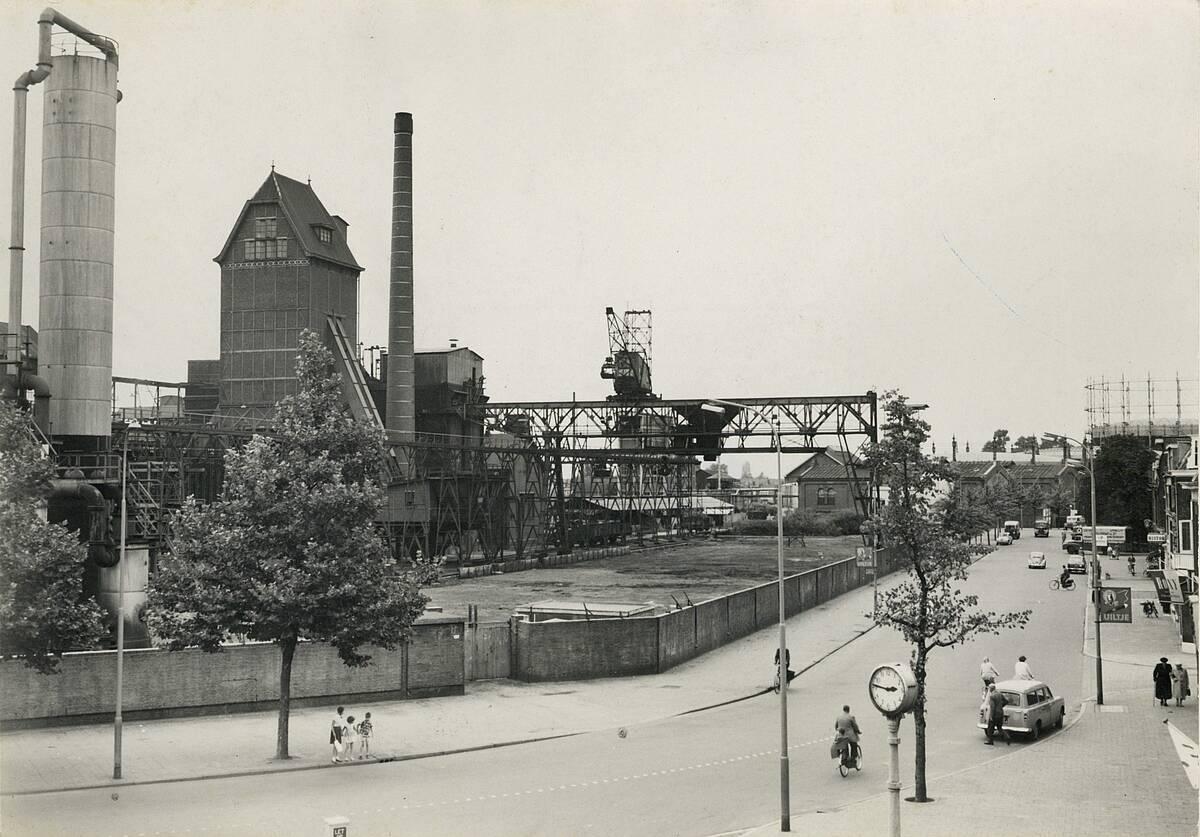 Gasfabriek Griftpark. Foto: gemeente Utrecht