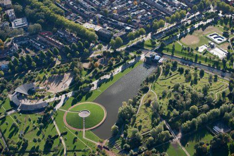 Griftpark Utrecht. Foto: Robert Oosterbroek