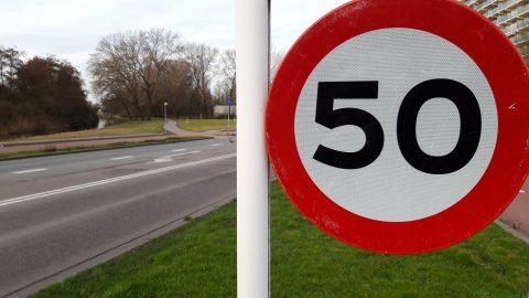 Bord 50 kilometer