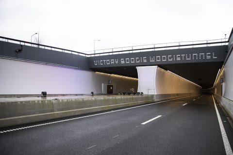 Rotterdamsebaan. Foto: Laurens van Putten / ANP
