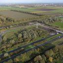 Aansluiting A6. Foto: Fotostudio Wierd