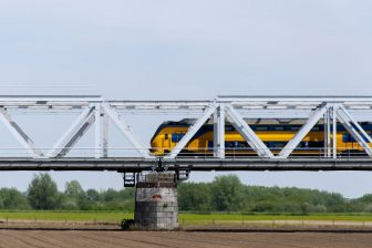 Spoorbrug Oosterbeek. Foto: Ivo Ketelaar Fotografie