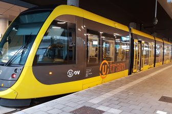 Tram Uithoflijn