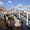 Edisonbrug, voetgangersbrug Haarlem. Foto: Griekspoor