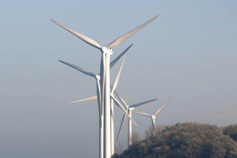 Windenergie. Foto: Ivo Ketelaar Fotografie