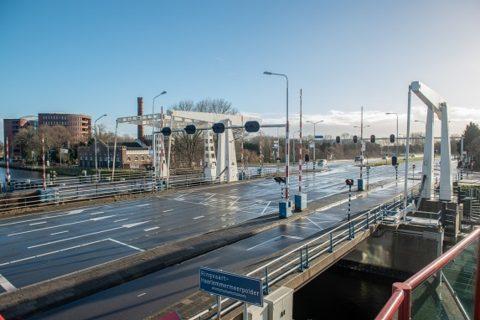 Cruquiusbrug. Foto: provincie Noord-Holland