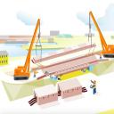 SBIR circulair viaduct. Afbeelding: Rijkswaterstaat