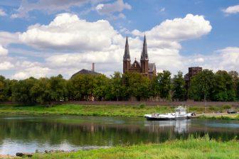 Steyl, Maas. Foto: iStock / J. Stuij