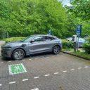 Laden elektrische auto. Foto: Royal HaskoningDHV