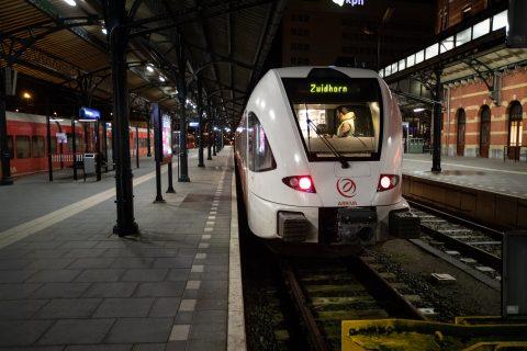 Trein station Groningen. Foto: Provincie Groningen