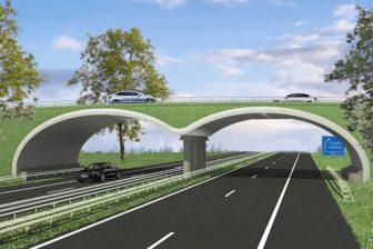 Circulair viaduct ViCi