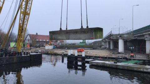 Circulair viaduct. Foto: GBN