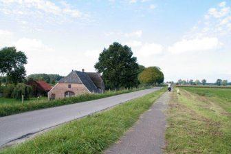 Meanderende Maas. Foto: HWBP