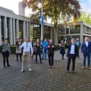 Team Infra KW1C. Foto: Koning Willem I College