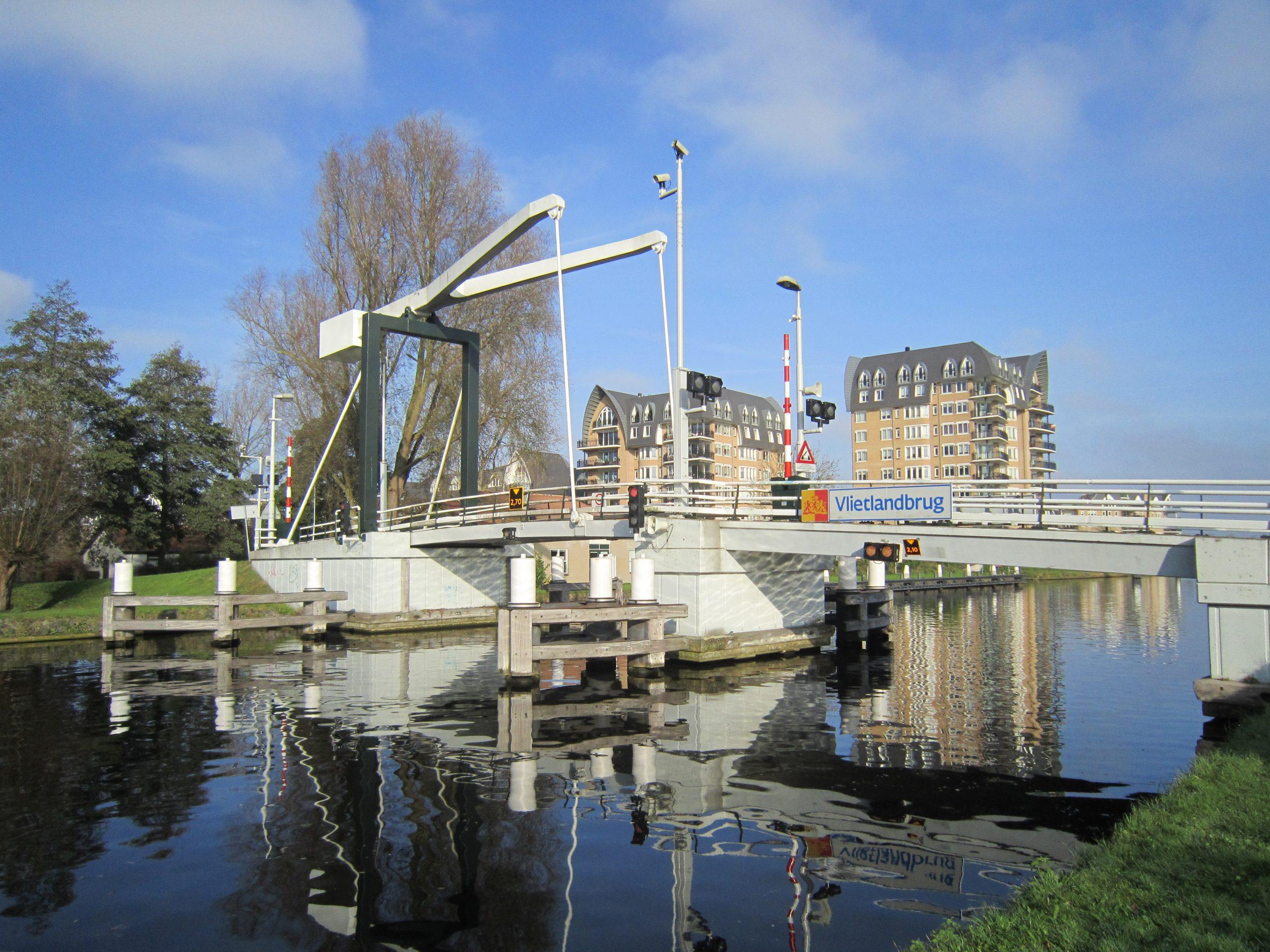 Vlietlandbrug. Foto: Pilz