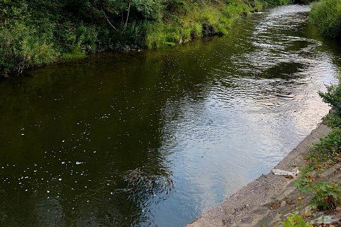 Waterafvoer pijpleiding. Foto: Ivo Ketelaar Fotografie