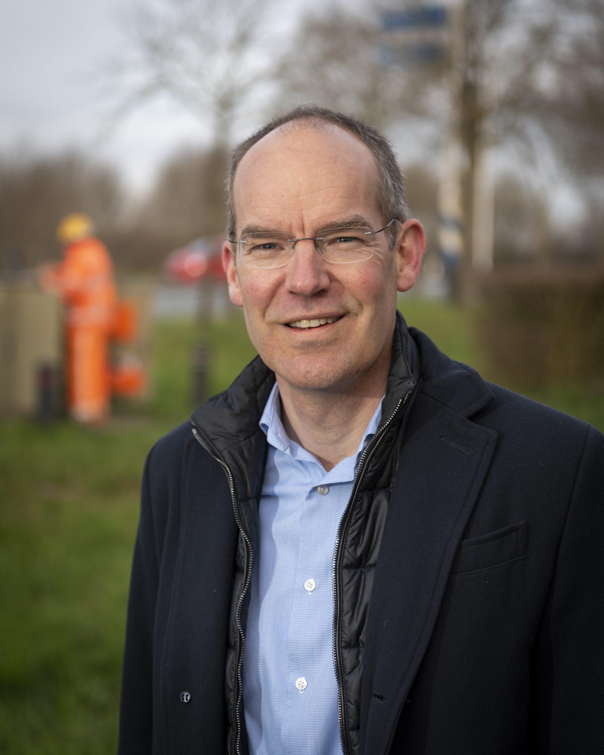 Bart Smolders, Heijmans. Foto: Heijmans