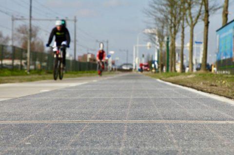 SolaRoad (bron: provincie Noord-Holland)