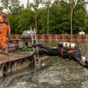 Duiker Rottemerentunnel. Foto: Rijkswaterstaat / Sjaak Boot