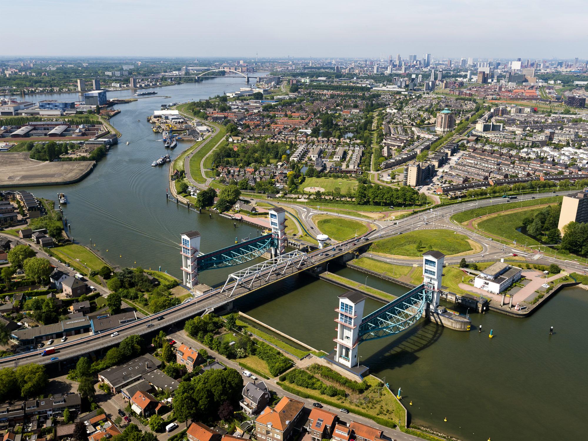Hollandsche IJsselkering. Foto: Rijkswaterstaat