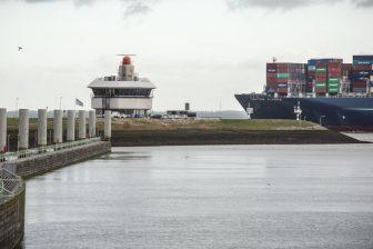 RWS Zee en Delta Zuid. Foto: Heijmans