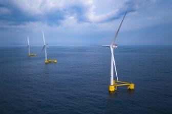 Windturbines op zee. Foto: Global Wind Energy Council