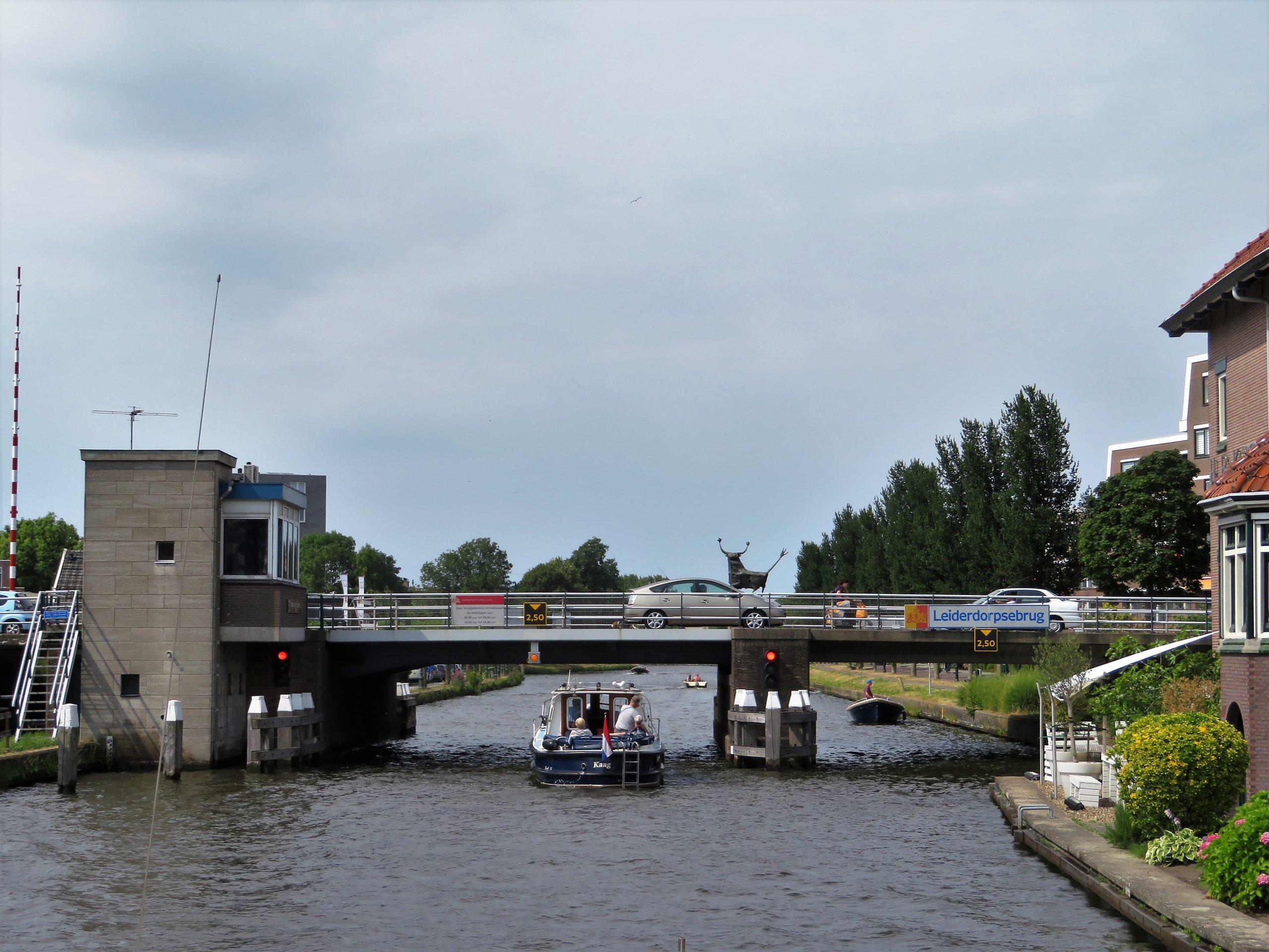 Leiderdorpsebrug, Foto: Mobility Sensing