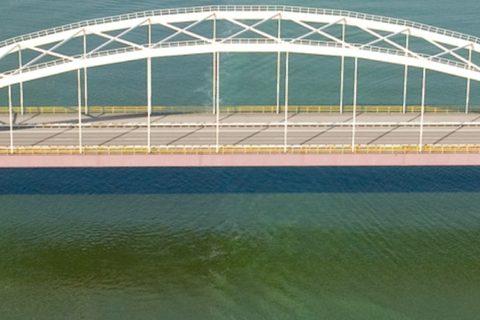 Brug over Schelde-Rijnkanaal. Foto: Rijkwaterstaat