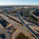 Knooppunt snelweg Texas. Foto: iStock / RoschetzkyI Stockphoto