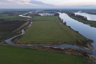 Uiterwaarden IJssellandschap. Foto: Rijkswaterstaat